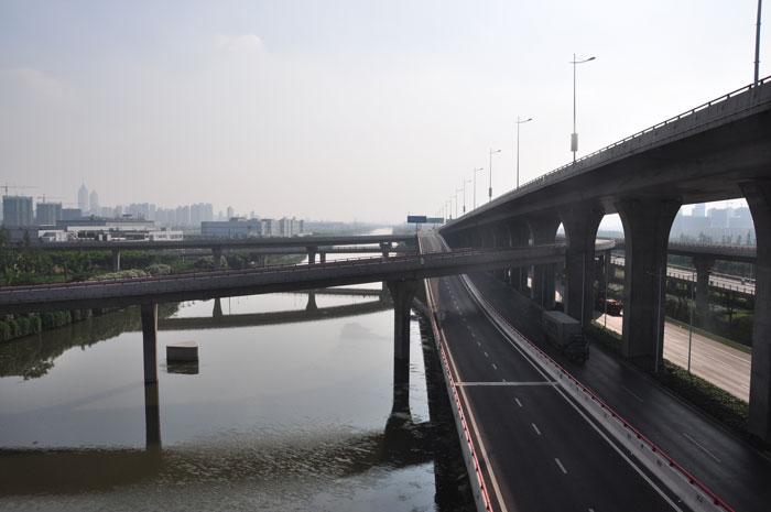 桥梁各部位名称图解